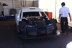 Carro de testes da JL