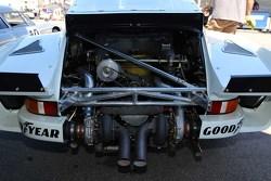 Classic Porsche engine