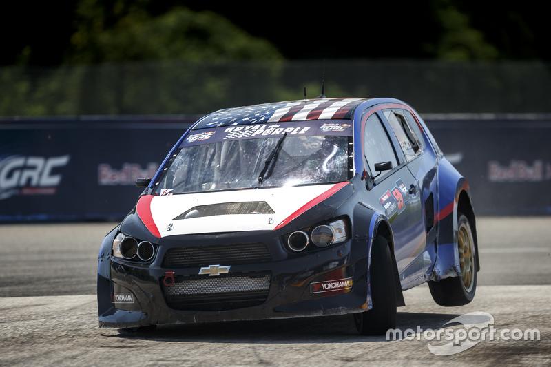 Pat Moro, PMR Motorsports Chevrolet