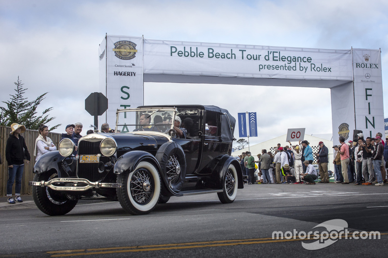 Bill Kuettel, 1928 Lincoln L Holbrook Fully Collapsible Cabriolet