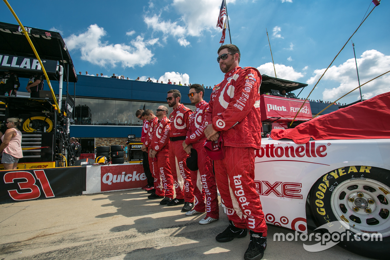 Chip Ganassi Racing член командиs