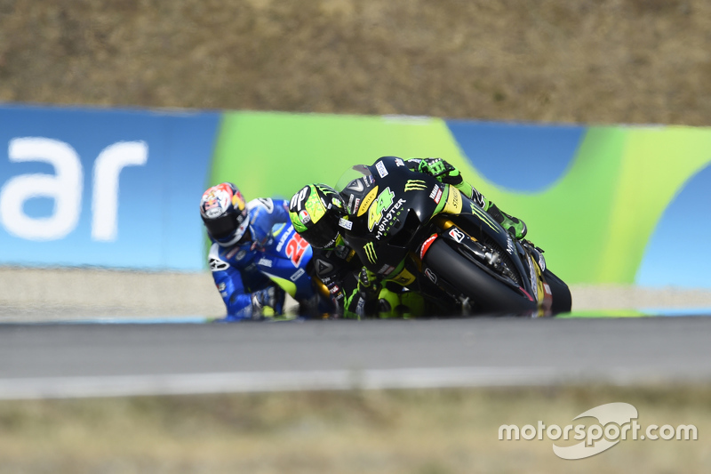 Pol Espargaro, Monster Yamaha Tech 3 and Maverick Viñales, Team Suzuki MotoGP