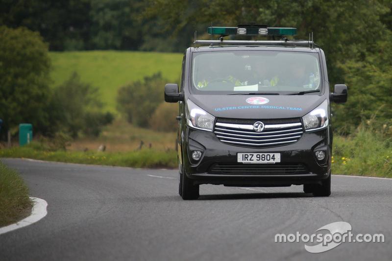 Mobil medis Ulster GP