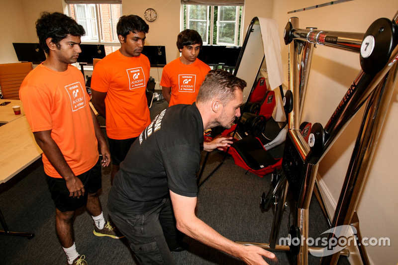 Physical preparation Indian team
