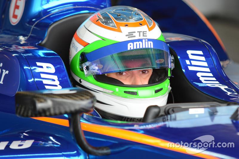 Fórmula E Simona de Silvestro, Amlin Andretti