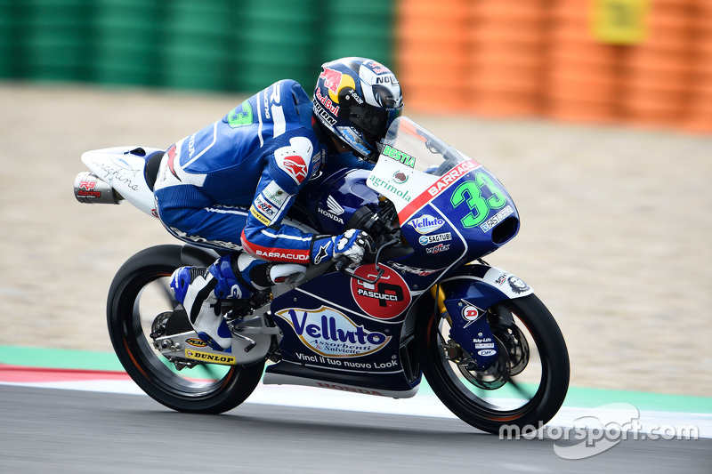 Enea Bastianini, Junior Team Gresini