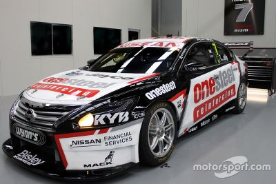 New livery for Todd Kelly