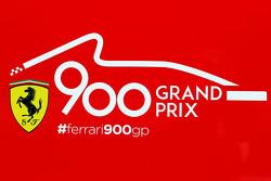Ferrari celebra 900 Grand Prix