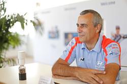 Ален Пенасс, менеджер Hyundai Motorsport