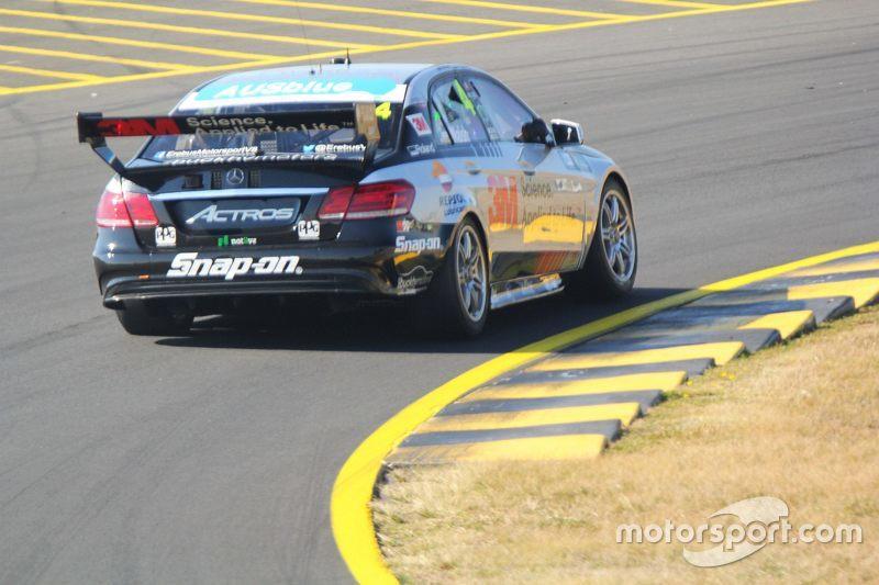 Ash Walsh, Erebus Motorsports Mercedes