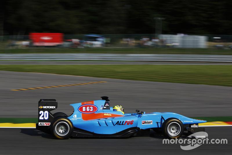 Пел Вархауг, Jenzer Motorsport