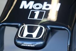 McLaren MP4-30 nosecone