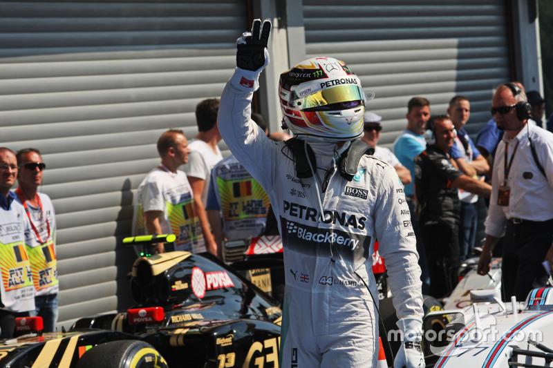 46 GP de Bélgica 2015