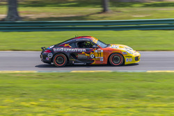 #31 Bodymotion Racing Porsche Cayman: Ethan Low, Jason Rabe