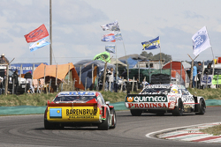 Juan Marcos Angelini, UR Racing Dodge and Mariano Altuna, Altuna Competicion Chevrolet