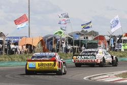 Juan Marcos Angelini, UR Racing Dodge and Mariano Altuna, Altuna Competicion Chevrolet