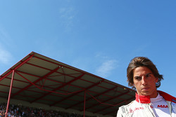 Роберто Мери, Manor F1 Team на стартовой решетке