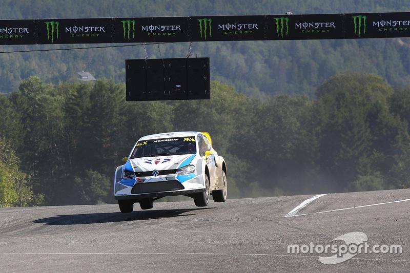 Per-Gunnar Andersсин, Marklund Motorsport Volkswagen