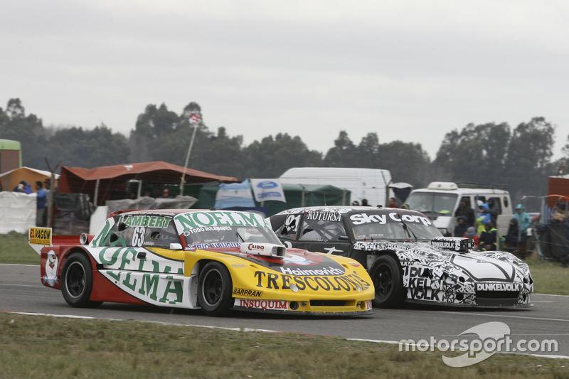 Prospero Bonelli, Bonelli Competicion Ford and Laureano Campanera, Donto Racing Chevrolet