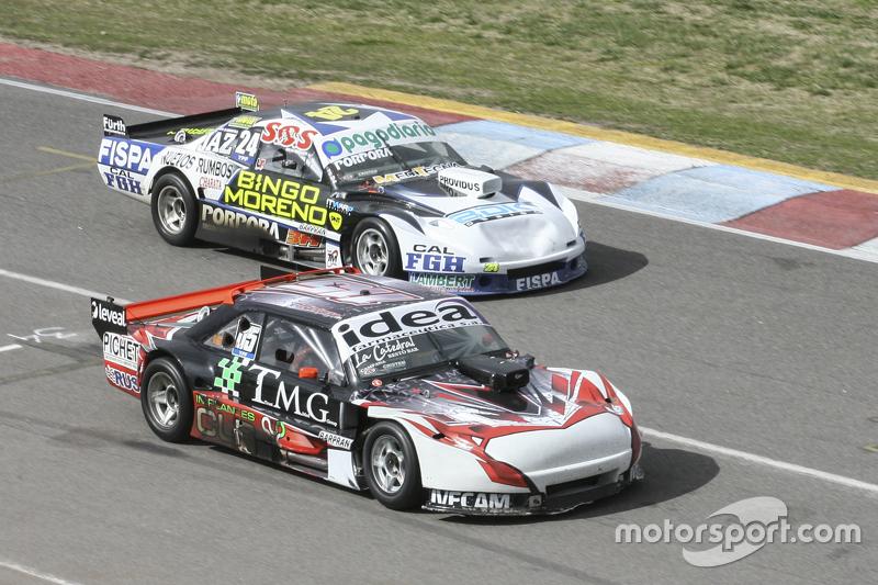Norberto Fontana, Laboritto Jrs Torino and Emiliano Spataro, UR Racing Dodge