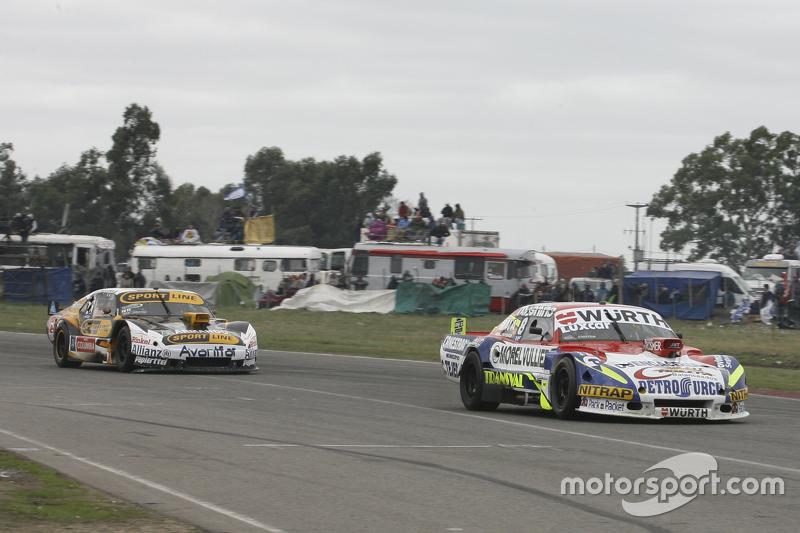 Juan Martin Trucco, JMT Motorsport Dodge dan Leonel Pernia, Las Toscas Racing Chevrolet
