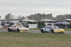 Josito di Palma, CAR Racing Torino y Mauricio Lambiris, Coiro Dole Racing Torino