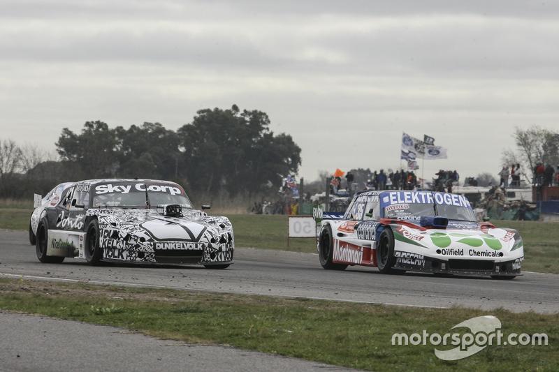 Матіас Нолезі, Nolesi Competicion Ford та Лаурено Кампанера, Donto Racing Chevrolet