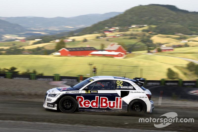 Anton Marklund, EKS RX Audi S1