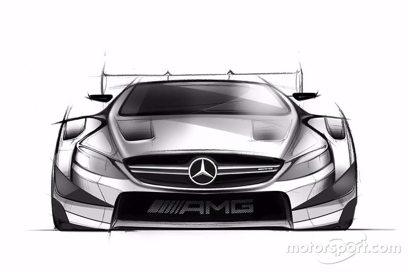 2016 Mercedes-Benz DTM design