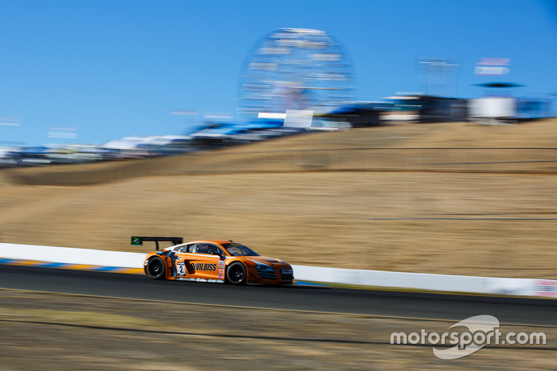 #2 CRP Racing Audi R8: Mike Skeen