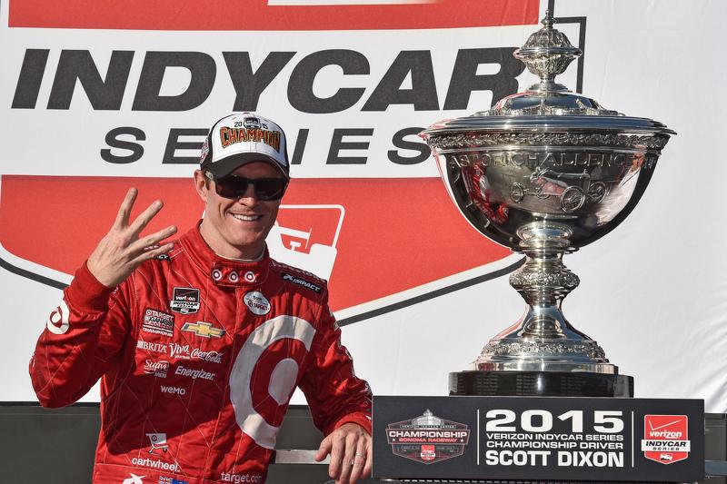 IndyCar: Scott Dixon (Nieuw-Zeeland)