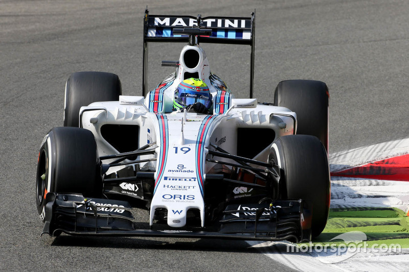 Felipe Massa, Williams, FW37