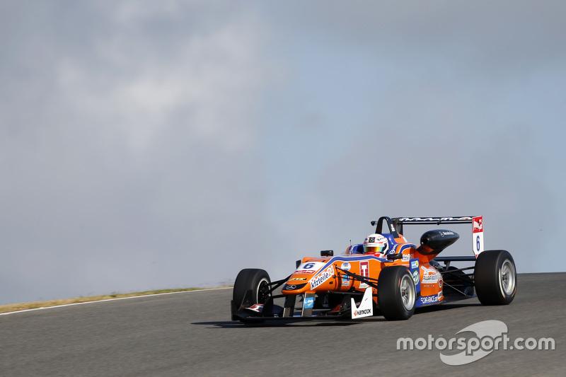 Michele Beretta, Mücke Motorsport, Dallara F312 Mercedes-Benz