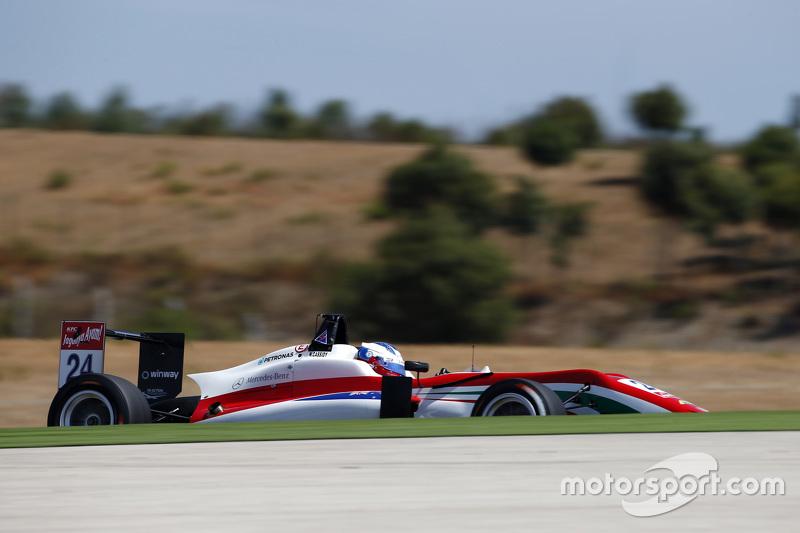 Нік Кессіді, Three Bond з T-Sport Dallara F314 NBE