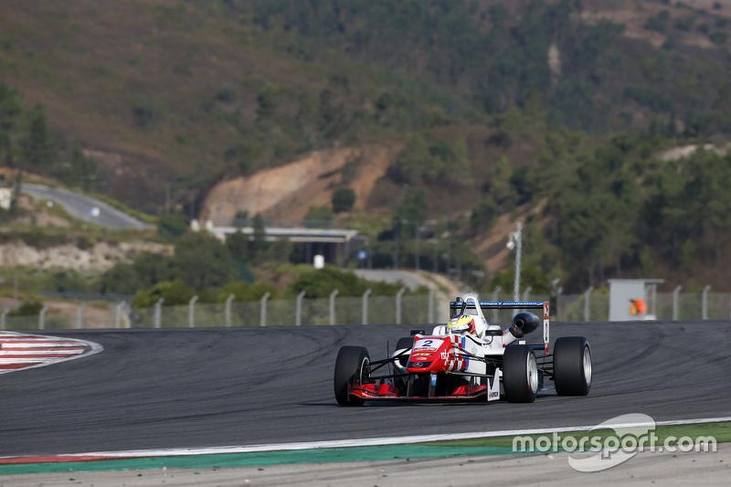 Jake Dennis, Prema Powerteam, Dallara F312 - Mercedes-Benz