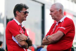 Грем Лоудон, Manor Marussia F1 Team Виконавчий директор з Джон Бут, Manor Marussia F1 Team Керівник команди