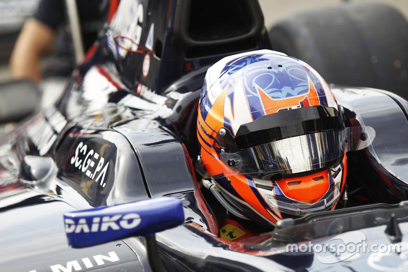 Patric Niederhauser, Daiko Team Lazarus