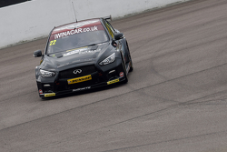 Derek Palmer Jr, Infiniti Support Our Paras Racing Infiniti Q50
