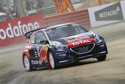 Timmy Hansen, Team Peugeot-Hansen