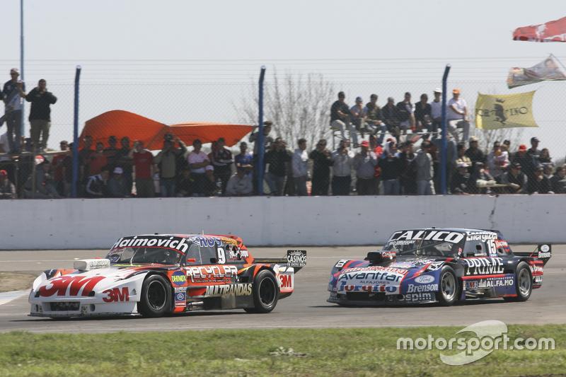 Маріано Вернер, Werner Competicion Ford та Емануель Моріатіс, Alifraco Sport Ford
