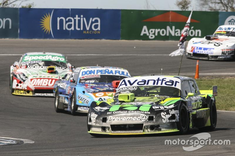 Мауро Галломбардо, Maquin Parts Racing Ford та Мартін Понте, Nero53 Racing Dodge та Факундо Ардуссо,