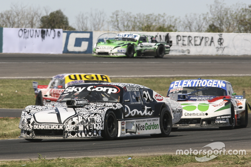 Laureano Campanera, Donto Racing Chevrolet and Mathias Nolesi, Nolesi Competicion Ford