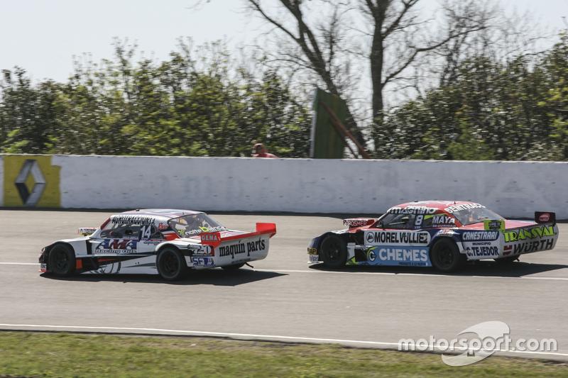 Ніколя Троссе, Maquin Parts Racing Torino та Хуан Мартін Трукко, JMT Motorsport Dodge