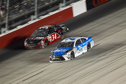 Brett Moffitt and J.J. Yeley, BK Racing Toyota