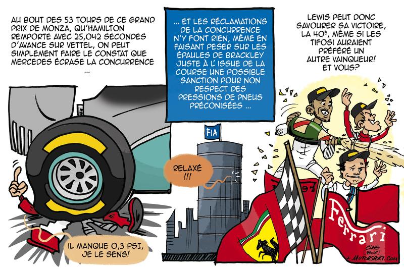 Le GP de Cirebox - Italie 3