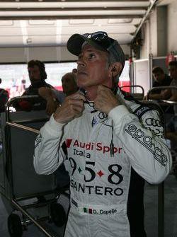 Dindo Capello, Audi Sport Team Italia
