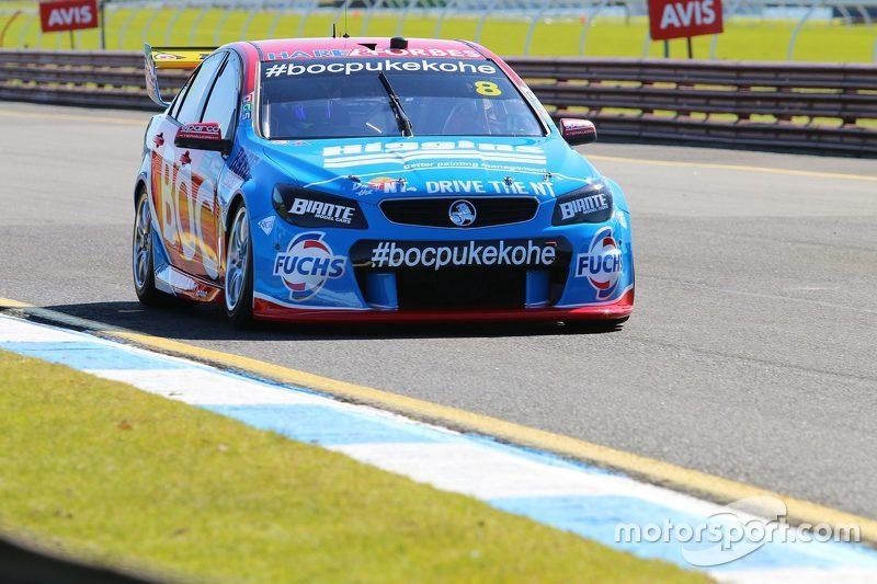 Jason Bright und Andrew Jones, Brad Jones Racing Holden