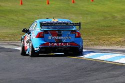 David Wall ve Chris Pither, Garry Rogers Motorsport Volvo