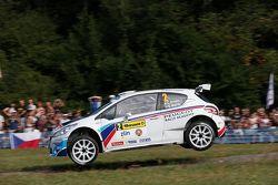 Craig Breen, Peugeot Rally Academy
