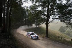 Gianluca Linari and Nicola Arena, Subaru Impreza WRX Sti